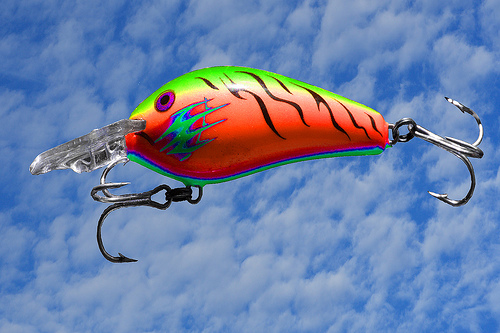 Robotic Best Muskie Fishing Lures
