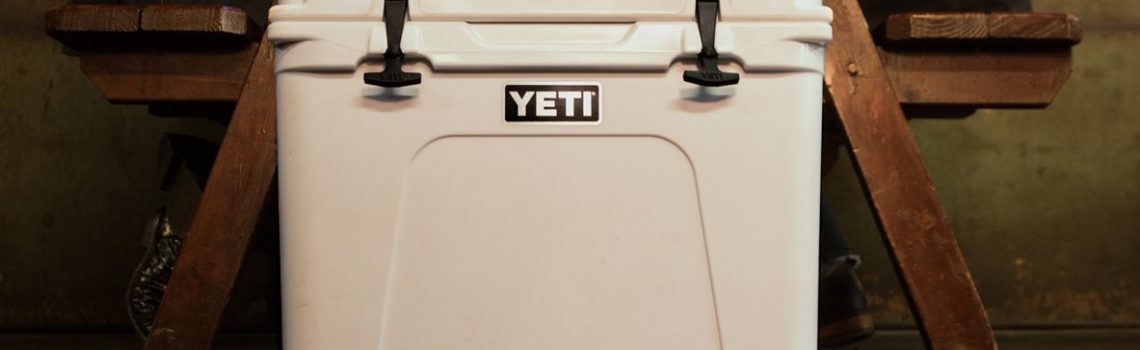 Yeti Cooler On Sale To Raise Funds